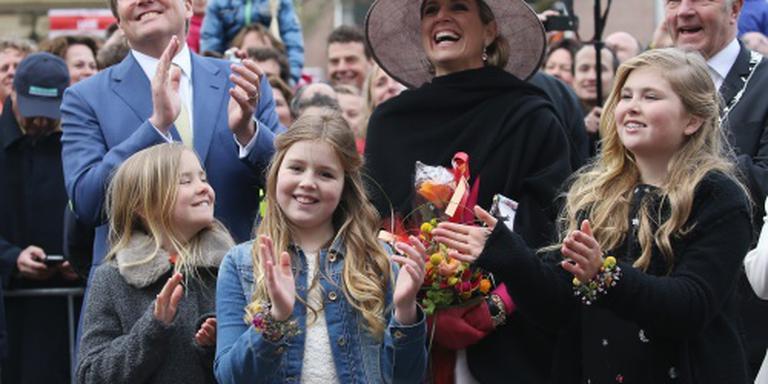 Koningspaar viert Koningsdag in Tilburg