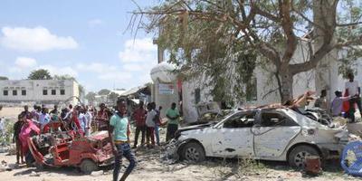 Twintig doden bij gevechten in Somalië