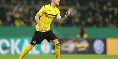 Reus mist weerzien met Bosz in Dortmund
