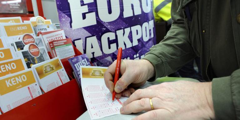 Eurojackpot valt in Hessen