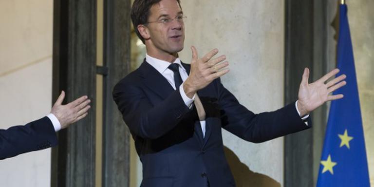 VVD wint zetels door 'conference' Rutte