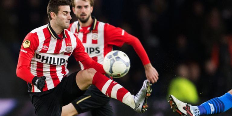 Pereiro en Arias terug in basiselftal PSV