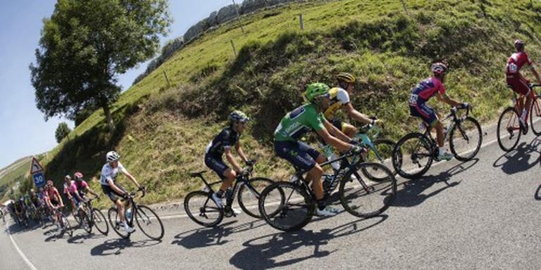Vuelta start in 2017 in Frankrijk