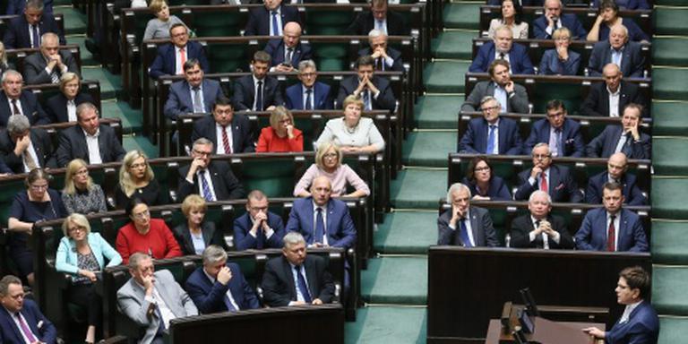 Pools parlement wijst strengere abortuswet af