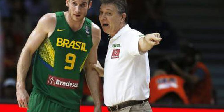 FIBA schorst nalatig Brazilië