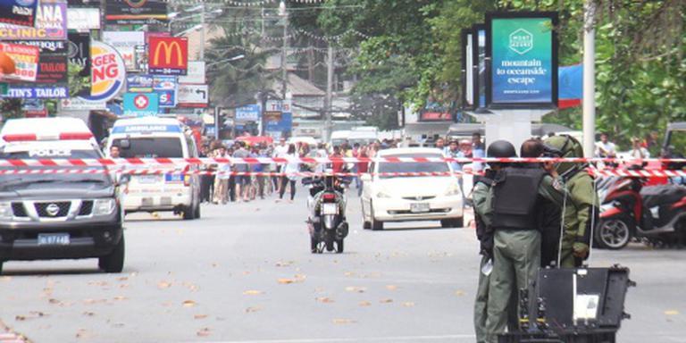 Twee verdachten aanslagen Thailand opgepakt
