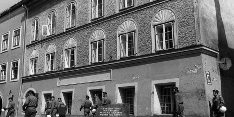 Oostenrijk wil geboortehuis Hitler onteigenen