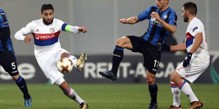 Atalanta wint van Olympique Lyon