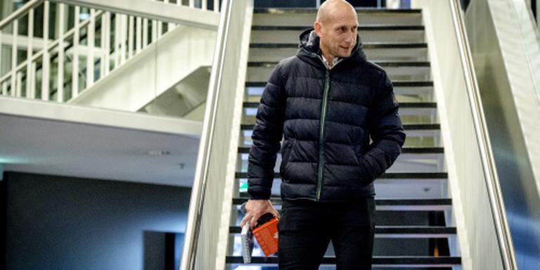 Stam en Ulderink stoppen bij Jong Ajax