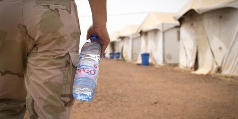 Eigen Vierdaagse voor militairen in Mali