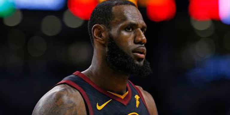 Warriors vrezen 'King James' in NBA-finale