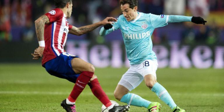 Verlenging in Madrid voor PSV