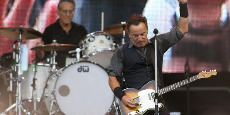 Bruce Springsteen gaat optreden op Malieveld