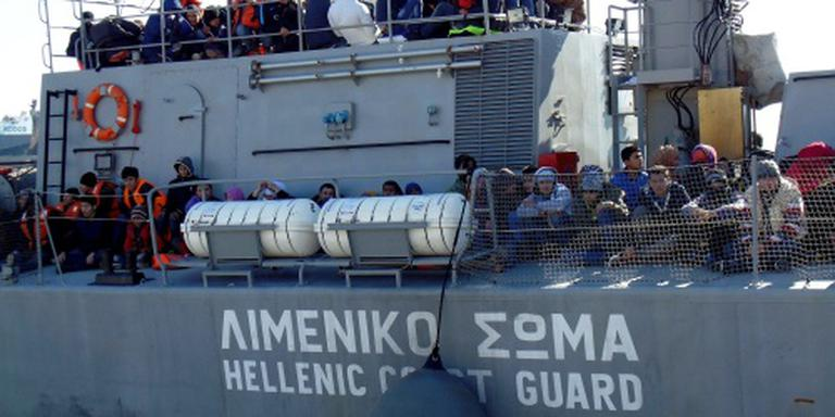 Zoektocht naar drenkelingen bij Kreta