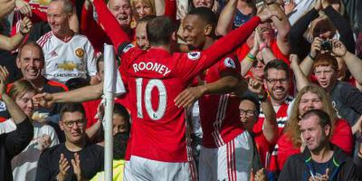 ManUnited wint ook zonder Ibrahimovic
