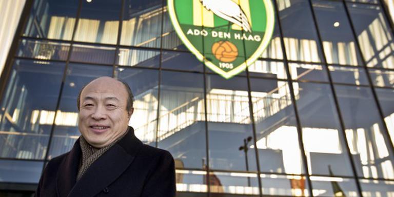 ADO wacht nog steeds op Chinees geld