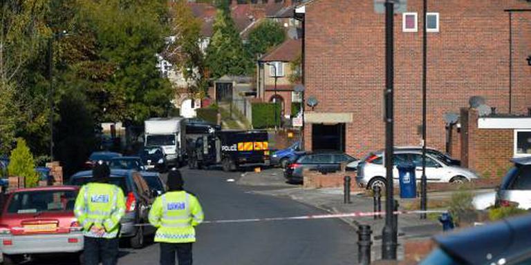 Politie eindigt impasse met verwarde man