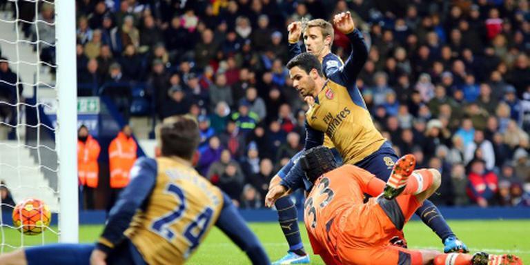 Arteta zwaait af bij Arsenal