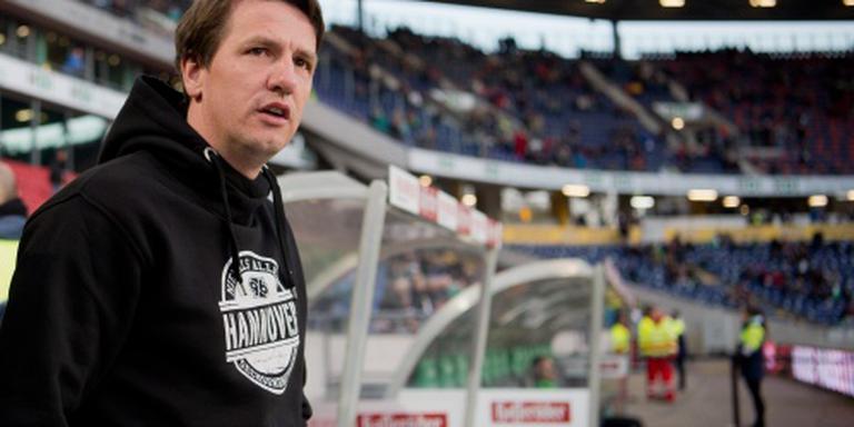 Hannover 96 gedegradeerd uit Bundesliga