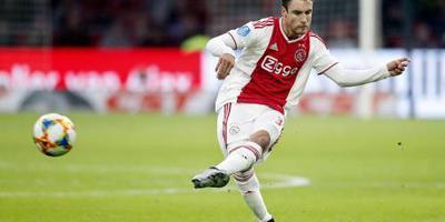 Ajax zonder Tagliafico, Onana ziek naar huis
