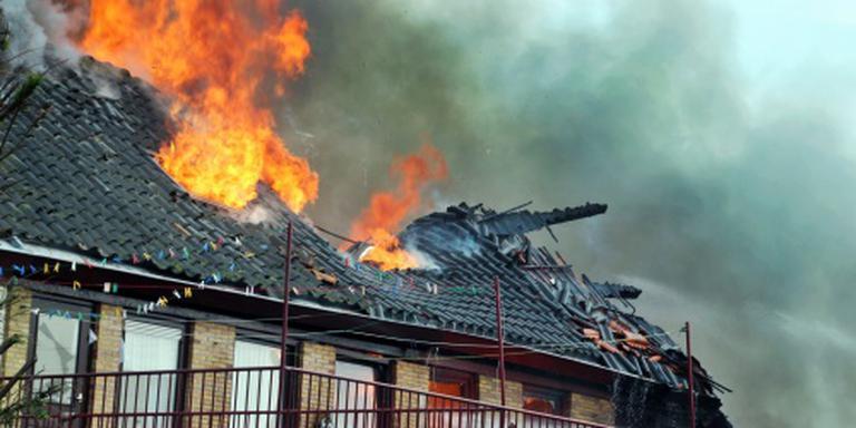Oorzaak explosies Urk nog niet bekend