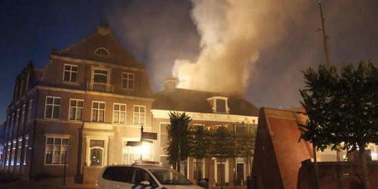 Friesland opgeschrikt door branden