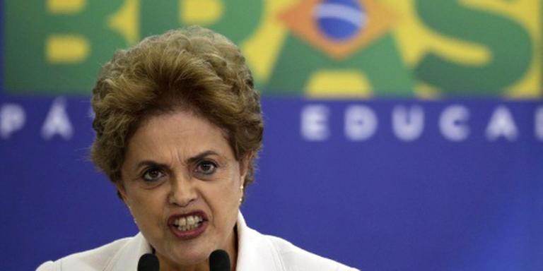 President Brazilië hekelt 'samenzweerders'
