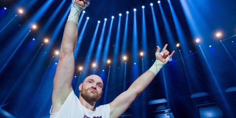 'Wereldkampioen Fury positief bevonden'