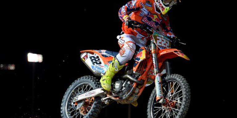 Motorcrosser Cairoli blijft bij KTM