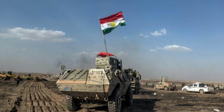 Kabinet geeft miljoen wapensteun aan Koerden