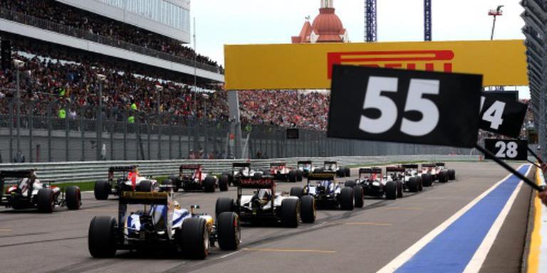 Formule 1 toch terug naar oude kwalificatie