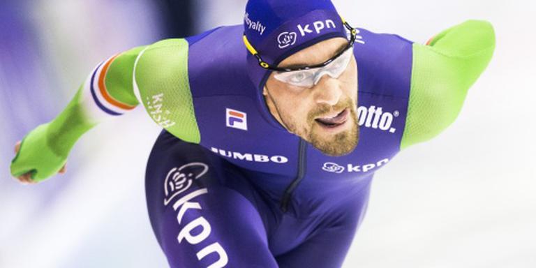 Joeskov wint 1500 meter, Nuis vijfde