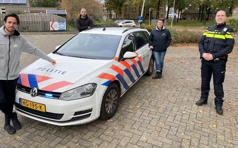Kinderen uit Havelte en Darp gaan politie-agentje spelen en krijgen weerbaarheidstraining