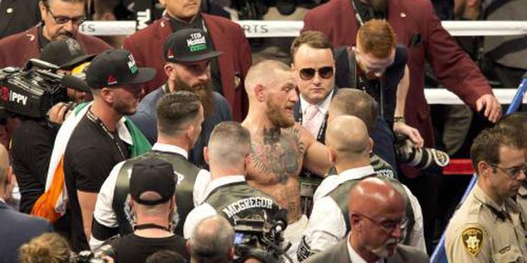Ierse vechter McGregor terug in de kooi