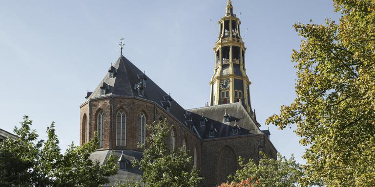 Uurwerk van Der Aa-kerk is kapot