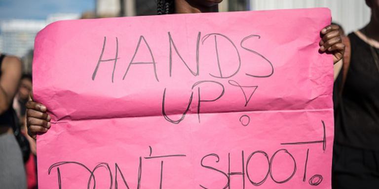 Noodtoestand om protesten in Charlotte