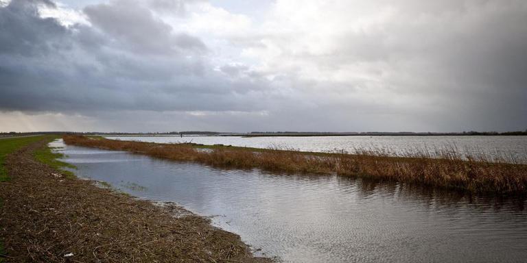 Het Lauwersmeergebied.