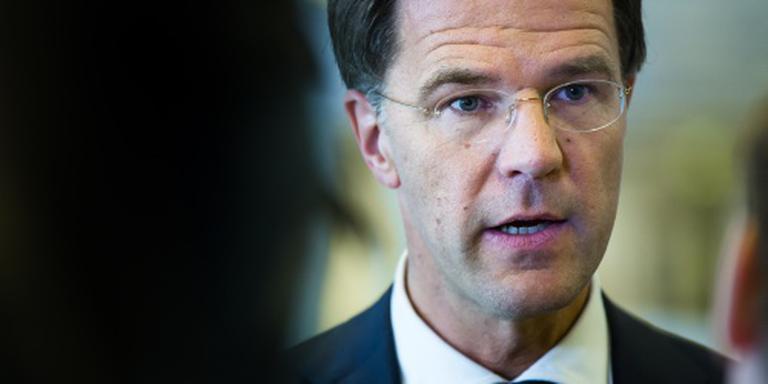 Rutte wil dat Turken bijdragen aan rust
