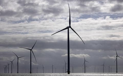 Europese gasprijs gedaald door winderig herfstweer