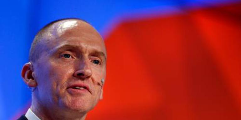 FBI: adviseur Trump werkte samen met Russen