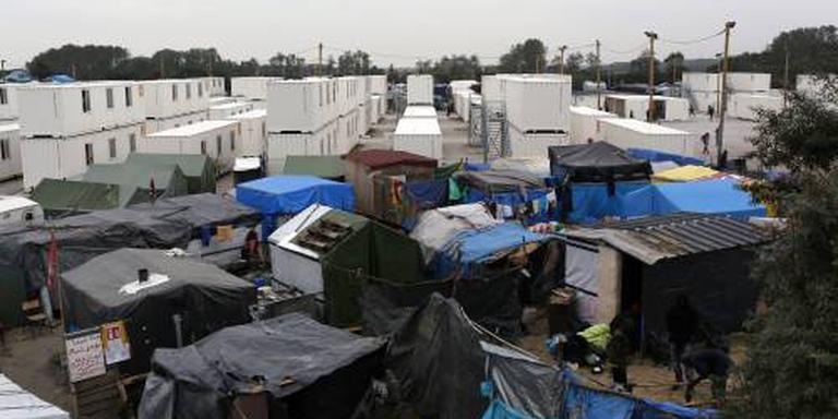 Ontruiming 'jungle' Calais maandag van start