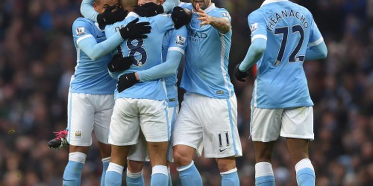 Manchester City loopt in