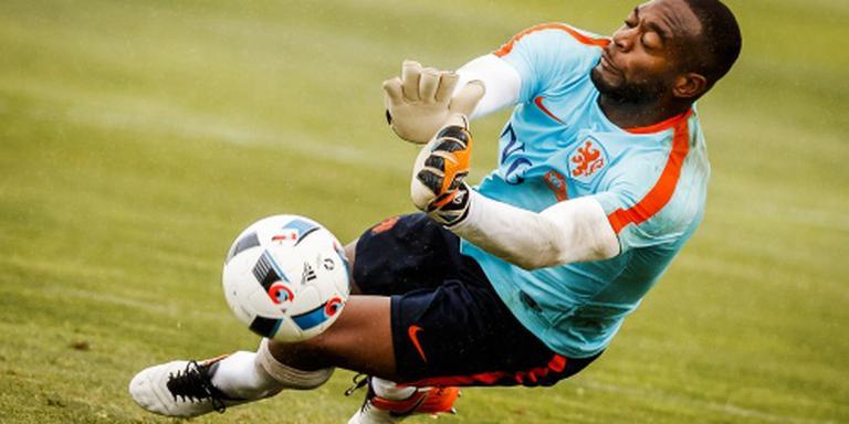 Zware blessure doelman Vermeer van Feyenoord