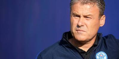Tsjech Hapal bondscoach Slowakije