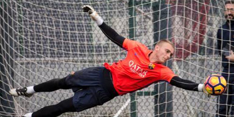 Nieuwe kans lonkt voor Cillessen bij Barça