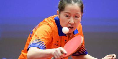 Li Jie uitgeschakeld in dubbel EK tafeltennis