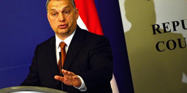 Orban: Europees migratiebeleid heeft gefaald