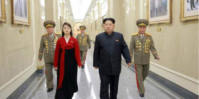 'First Lady' Noord-Korea al maanden uit beeld
