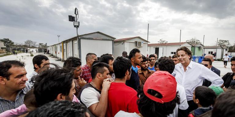 Koenders wil meer hulp EU voor Griekenland