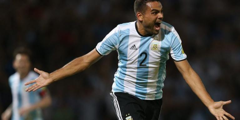 Argentijnse international naar Sevilla